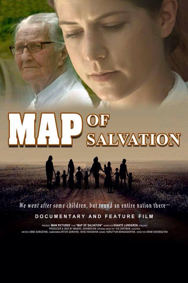 Map of Salvation 2015Directed by Aram Shahbazyan