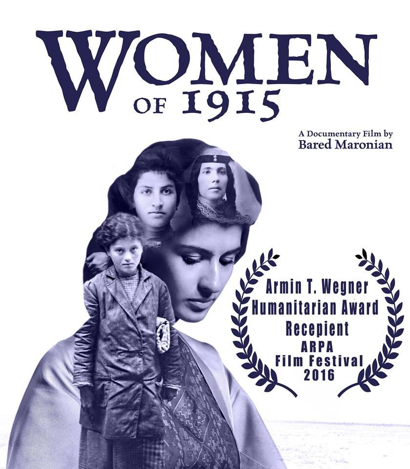 Women of 1915 Armenian Genocide Bared Maronian