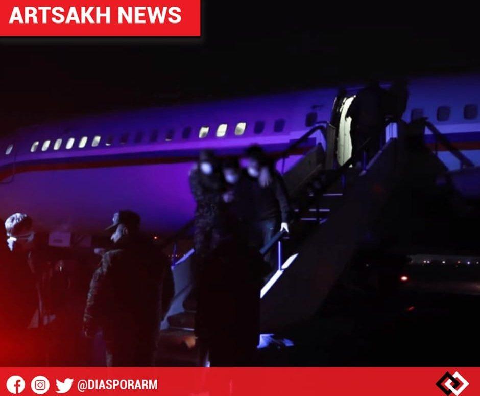 diasporarm-news-after-rumors-of-pows-return-plane-arrives-at-erebuni-empty