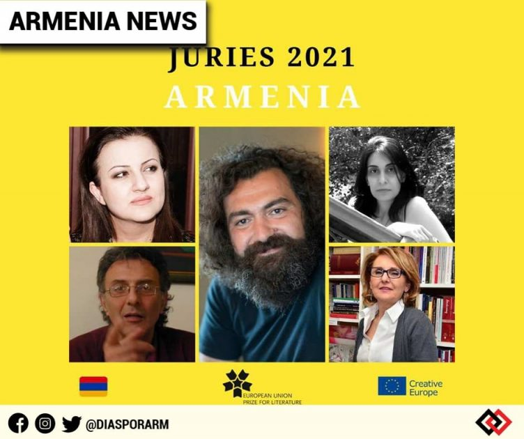 diasporarm-news-armenia-eligible-to-partake-in-2021-eu-prize-for-literature-for-the-first-time-ever