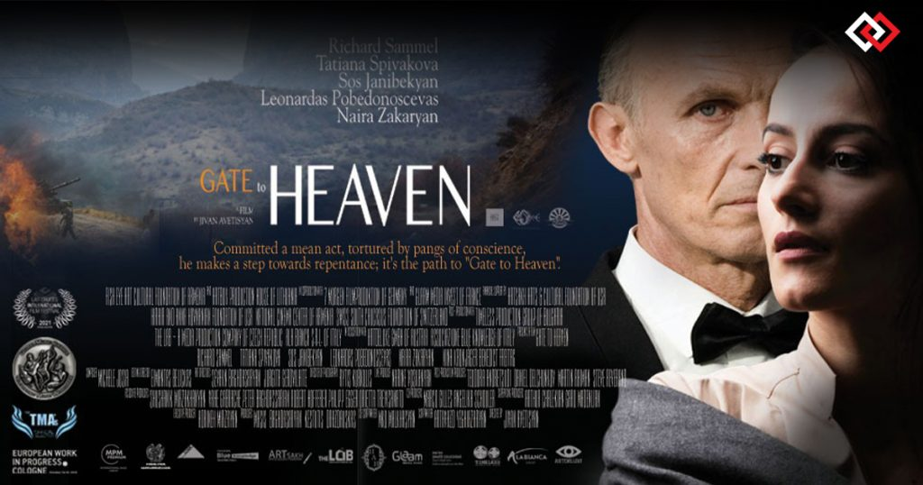 """Jivan-Avetisyan's-""""Gate-of-Heaven""""-To-Premiere-At-Alex-Theatre-in-Los-Angeles"""